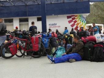 Adios Ecuador